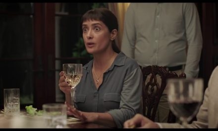 #TBBDoesSundanceLondon: 86% #OutOf100 – Beatriz At Dinner Starring Salma Hayek