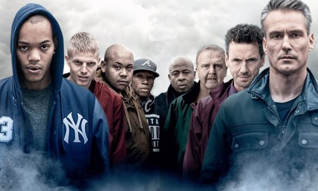 Review of British Gangland Thriller, The Guvnors Starring Rizzle Kicks' Harley Sylvester