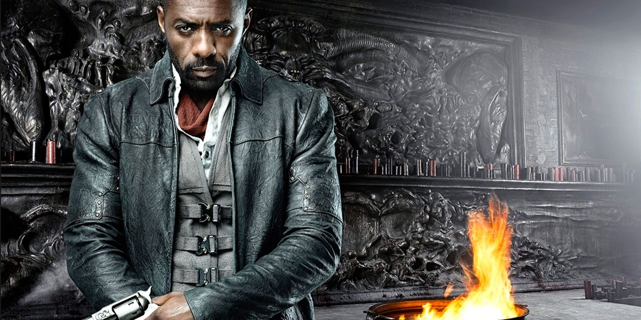 Idris Elba's 'The Dark Tower' Trilogy TBC as 2018 TV Series!