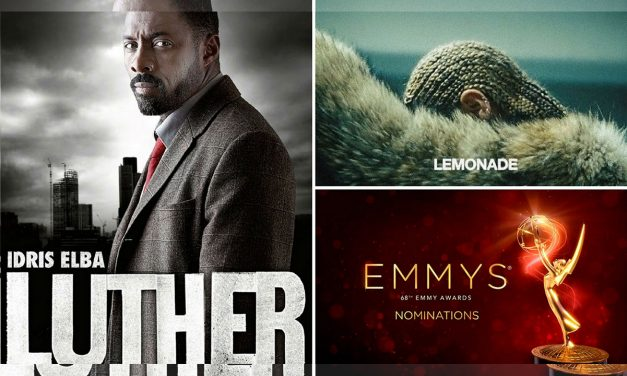 Idris Elba Gets Another Emmy Nomination for Luther. Beyonce's Lemonade Also Mentioned… 2016 Nominations Announced