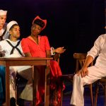 #TBB10 – Gets Carried Away with Miriam-Teak Lee Currently Starring in New Production of, On the Town