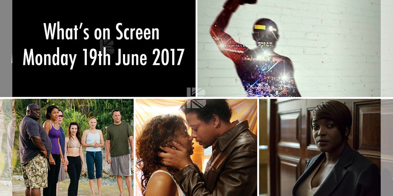 What's On Screen – Monday 19th June