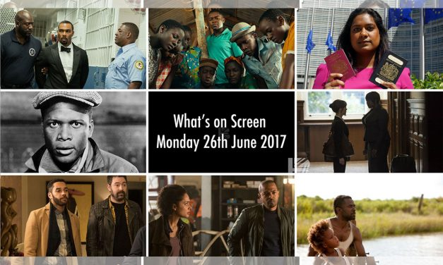 What's On Screen – Monday 26th June 2017