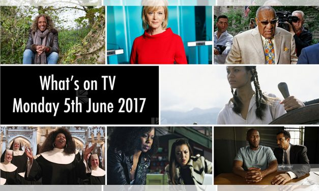 What's On TV – Monday 5th June