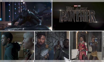 Marvel Studios Black Panther Teaser Trailer Released #BlackPantherSoLit