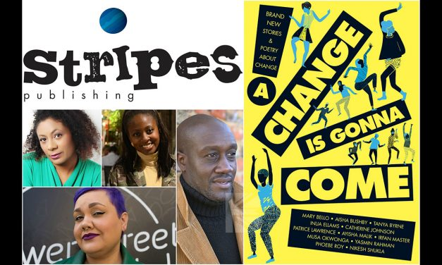 Win a Copy of the YA Stripes Anthology, A Change Is Gonna Come Featuring New & Established BAME Writers