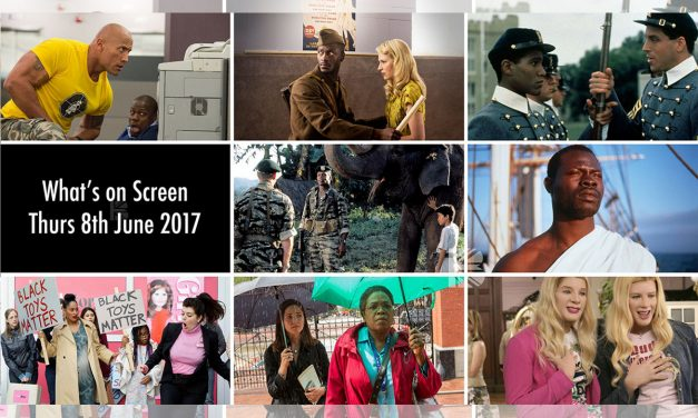 What's On Screen – Thursday 8th June 2017