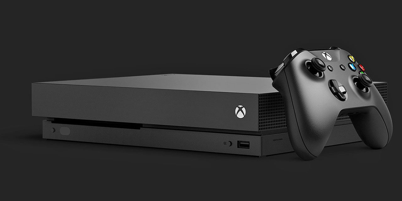 E3 Gaming Expo – Microsoft Tantalises Gamers With Reveal of New Xbox One X Console