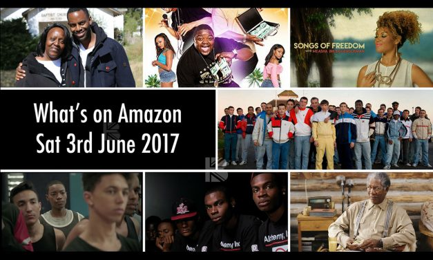 What's On TV – New to Amazon Prime UK Saturday 3rd June 2017