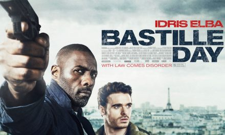 Promotional Material Withdrawn in France For ‪‎Idris Elba‬'s Thriller Bastille Day‬