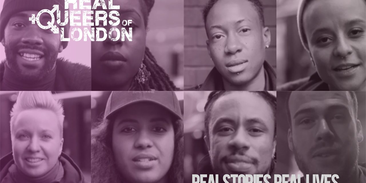 Perspectives – A new Documentary web series launches 'Real Queers of London' Season