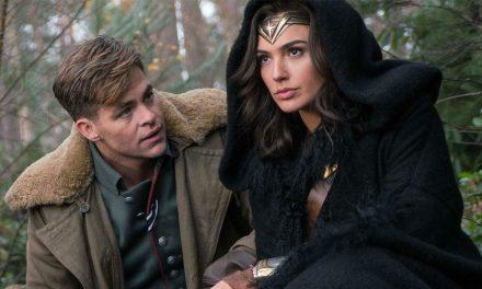 65% #OutOf100 Wonder Woman – It's enjoyable but…