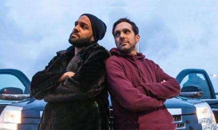 All 4 Picks Up 3-Part Comedy Blap starring & written by O-T Fagbenle, Produced by Luti Media