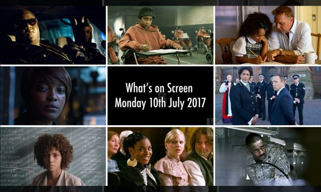 What's On Screen – Monday 10th July 2017