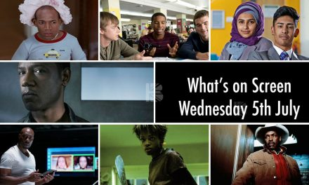 What's On Screen – Wednesday 5th July 2017