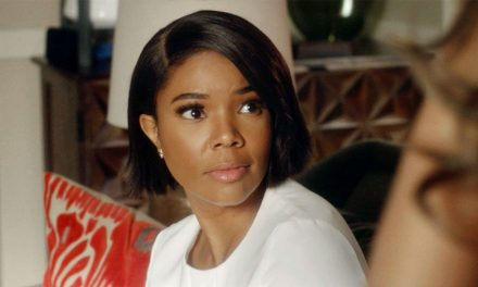 Being Mary Jane is back!  S4, Ep11: Feeling Raw