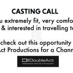 CASTING CALL: From Double Act Productions For Channel 4 Documentary Series in Africa!!!!