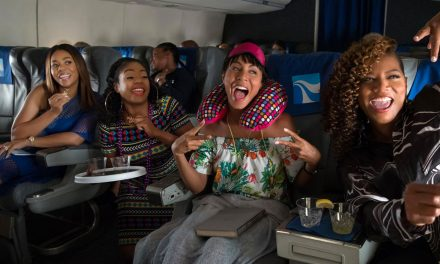 85% #OutOf100 – Girls Trip is Unapologetically For Us By Us…