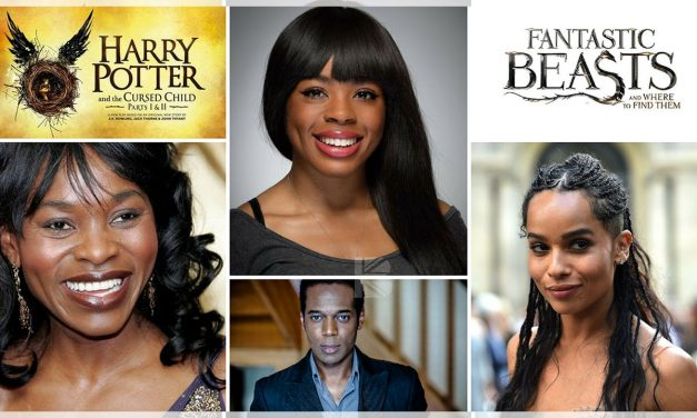 Harry Potter Catch Up: Cursed Child New Cast & Fantastic Beasts Sequel!