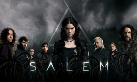 "If You Need A Supernatural Fantasy Fix, Check Out ""Salem"" Series 1-3 on Netflix UK Starring Ashley Madekwe!"