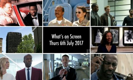 What's On Screen – Thursday 6th July 2017