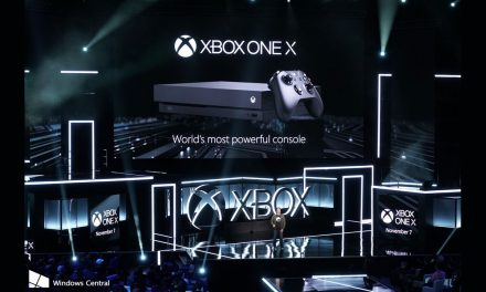 Microsoft offer gamers a glimpse of what its new 4K Ultra HD console will be capable of.