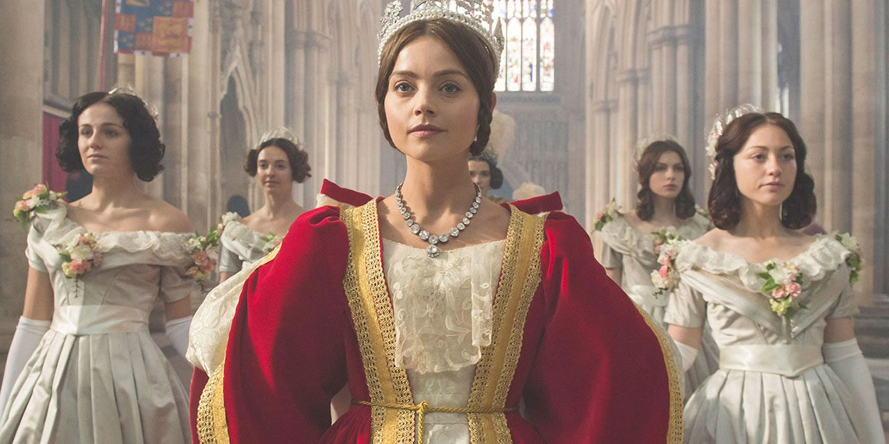 New 8-Part ITV Drama 'Victoria' Charts The Making of The Queen Who Reigned During The 'Scramble For Africa'.