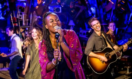 82% #OutOf100 'What's It All About: Bacharach Re-Imagined' @ Menier Chocolate Factory