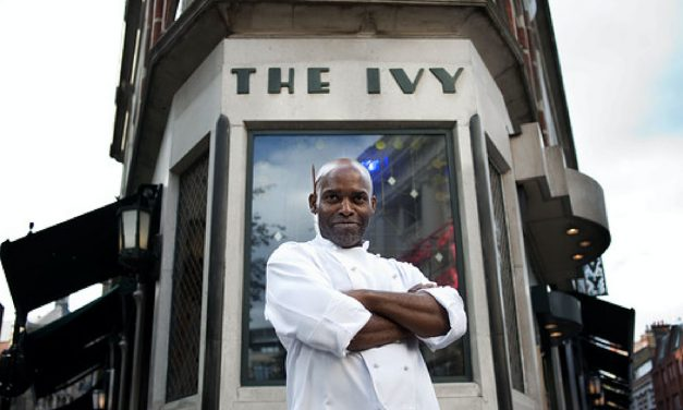 Iconic London Restaurant 'The Ivy' Still In Safe Hands With Exec Chef Gary Lee In Its Centenary Year!