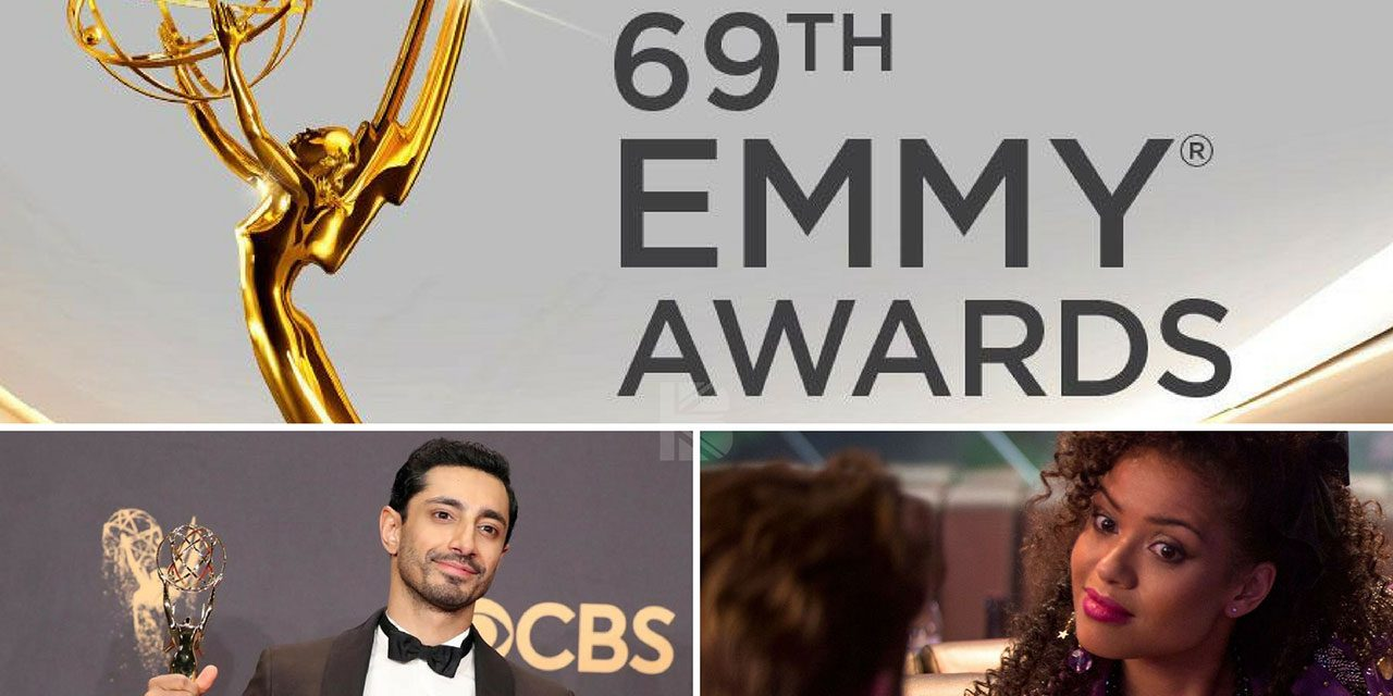 Congratulations to the Brits! 2017 Emmys Sees Wins for Riz Ahmed and Gugu Mbatha-Raw