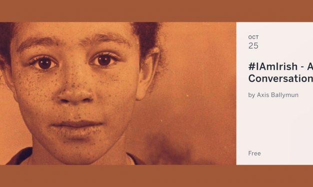 Axis Ballymun Hosts #IamIrish Exhibition of Photographic Portraits October 2nd – 31st 2017