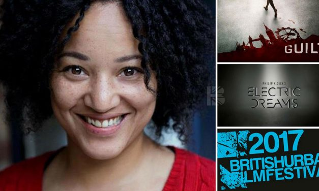 #TBB10 With Rising Star Isis Davis – Winner of two 2017 British Urban Film Festival Awards