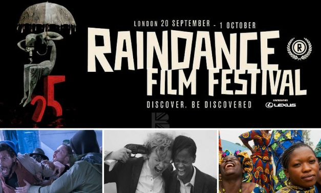 #TBBevents – London's 2017 Raindance Film Festival Runs from Sept 20th – Oct 1st