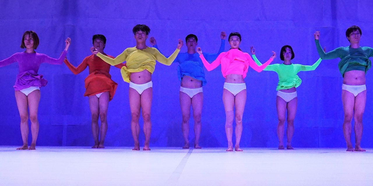 100% #OutOf100: Dance Umbrella Festival 2017 Shines a Light on New Choreography.
