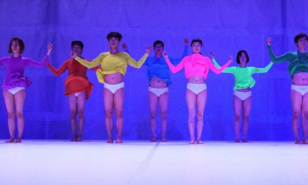 100% #OutOf100: Dance Umbrella Festival 2017 Shines a Light on New Choreography.