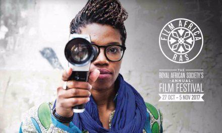 Film Africa 2017 – Celebrating Africa's Brave New Voices Fri 27th Oct – Sun 5th Nov