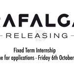 Trafalgar Releasing Need A Marketing Intern ASAP!!! Deadline Friday 6th October 2017