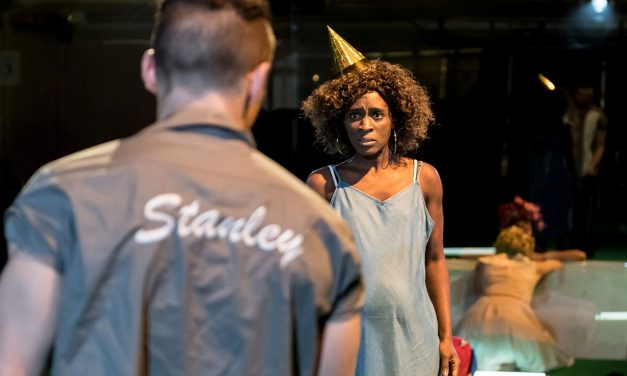 CONGRATULATIONS! Sharon Duncan-Brewster Wins Best Supporting Performance @ 2017's UK Theatre Awards!