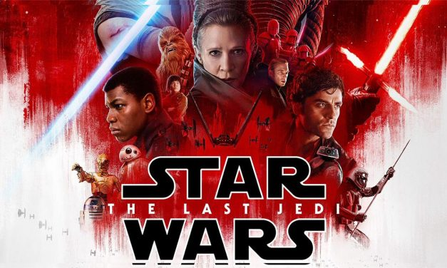 See John Boyega in New Trailer & On the Poster Released For Star Wars: The Last Jedi
