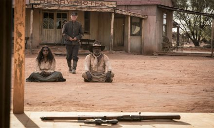 65% #OutOf100 – Sweet Country an Interesting Take on Racism in 1920s Australia.