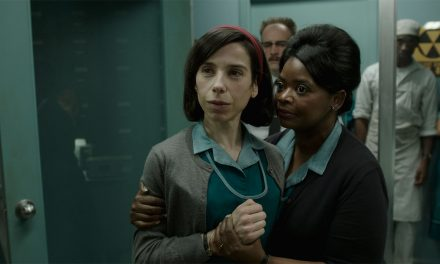 92% #OutOf100 'The Shape of Water' BFI 2017 London Film Festival Review