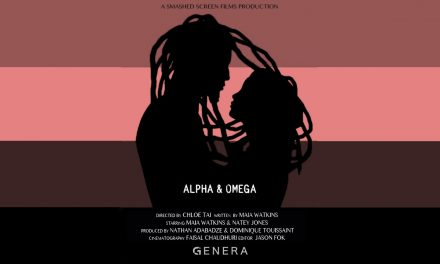 #TBB10 With Maia Watkins & Nathan Adabadze Creators of New Short 'Alpha & Omega'