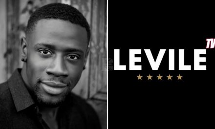 #TBB10 With Actor & Producer and Founder of Levile TV, Olaitan Olaoye