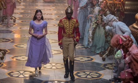 Disney's 'The Nutcracker and the Four Realms' Stars British newcomer Jayden Fowora-Knight