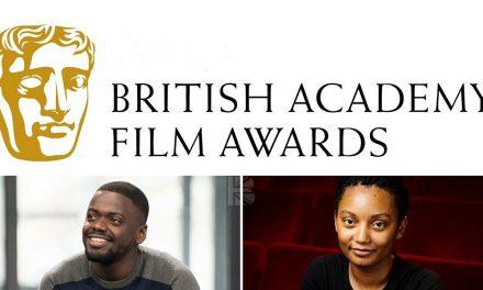 2018 BAFTA Nominations are in – Daniel Kaluuya, Rising Star and Best Actor & Rungano Nyoni, Best Debut Director