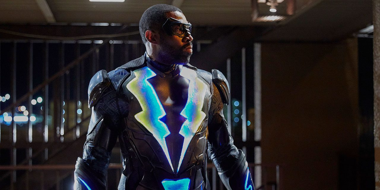 86% Out Of 100 – Black Lightning is great, but misses out on potential Afrofuturistic greatness