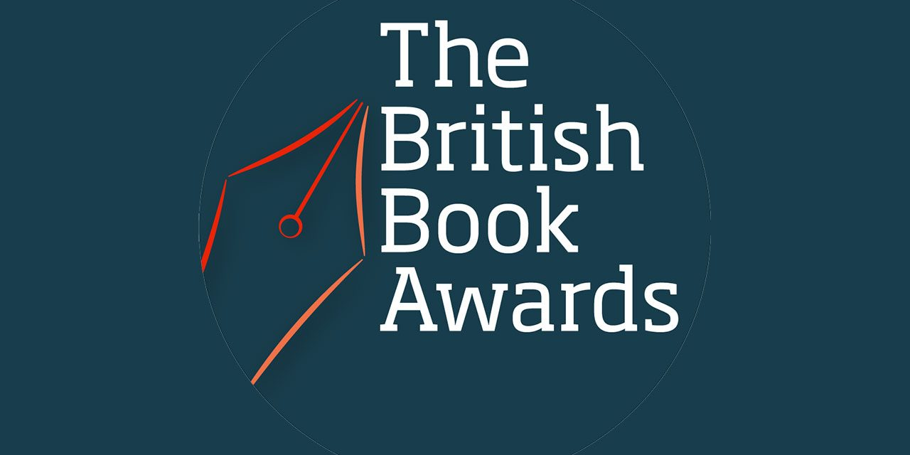 The British Book Awards aka 'The Nibbies' Open for Entry. Deadline 9th February 2018