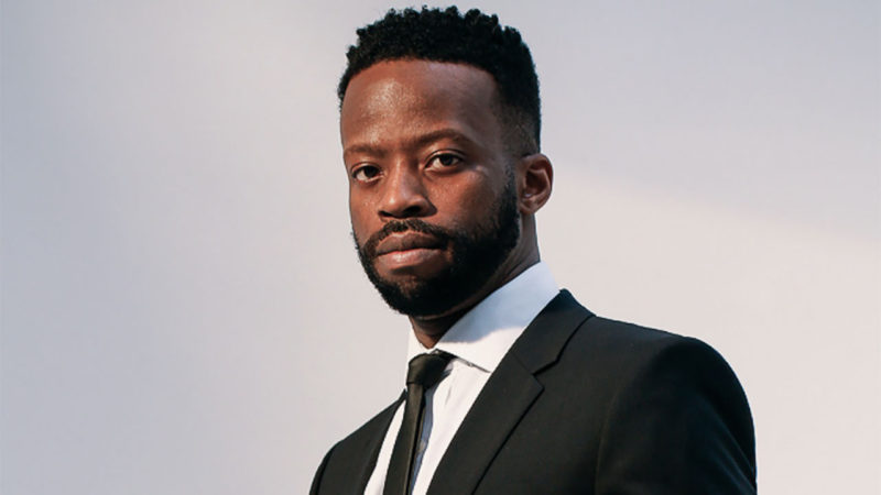 TBB10 with Clifford Samuel Currently Starring in BBC's New