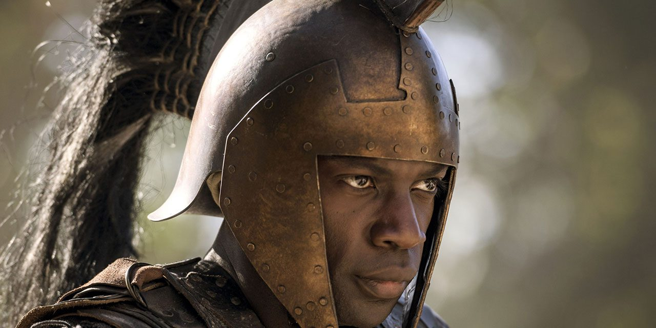 #BritishBlacktors Cast as Greeks in BBC & Netflix's 'Troy: Fall of a City' Raises Discussion on Historical Colourblind Casting