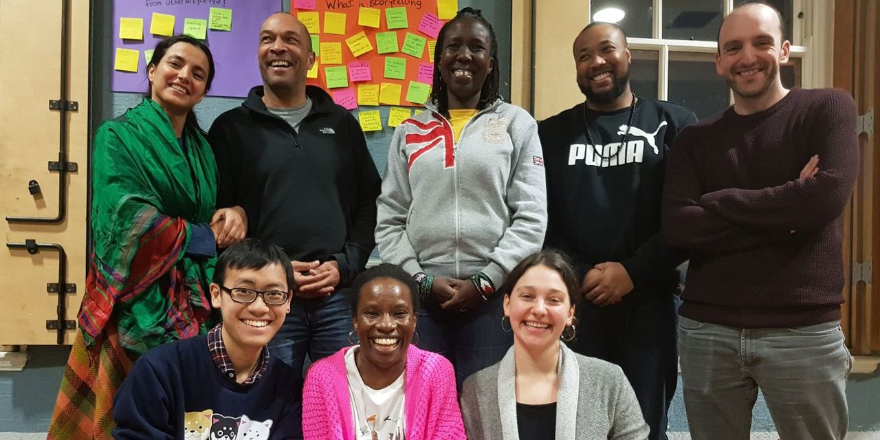 Nine Emerging migrant Writers to be developed by TellYours 2018